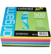 Faltblätter 70g 500 Blatt sortiert 15x15
