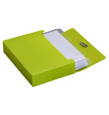 Karteibox 66030331SP grün