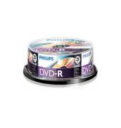 DVD-R Rohlinge DM4S6B25F/00 VE25