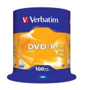 DVD-R AZO Rohlinge 43549 VE100