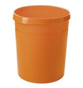 Papierkorb GRIP 18190-51 orange