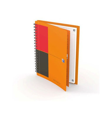 Collegeblock Meetingbook 400080789, B5 liniert, 80g 80 Blatt, 2-fach-Lochung