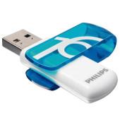 USB-Stick Vivid 3.0 USB 3.0 blau/weiß 16 GB