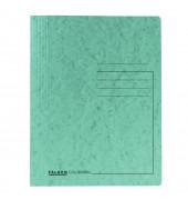 Schnellhefter Colorspan 1128 A4 intensiv grün 355g Karton kaufmännische Heftung / Amtsheftung bis 250 Blatt