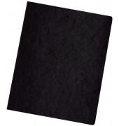 Schnellhefter Colorspan 1128 A4 intensiv schwarz 355g Karton kaufmännische Heftung / Amtsheftung bis 250 Blatt
