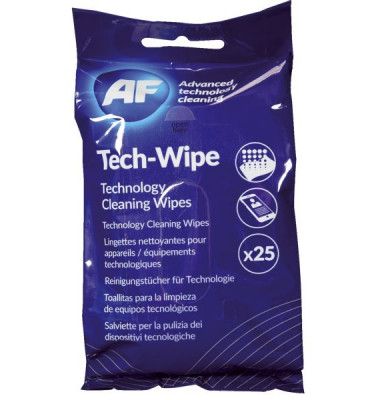 Reinigungstuch Tech-Wipe AMTW025P VE25