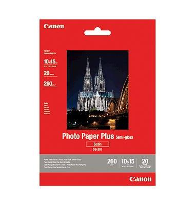 Inkjet-Fotopapier A3 SG-201 semi-gloss seidenmatt 260g 20 Blatt