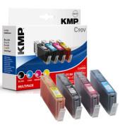 Tintenpatrone C90V 1520,0050 CLI551XLBK/C/M/Y XL 4 St./Pack.