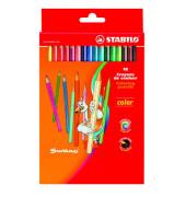 Buntstifte Swano Color Farbstiftetui zu 18