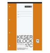 Kieserblock A4 liniert 1042927