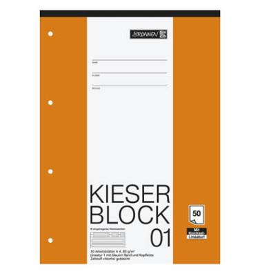 Kieserblock A4 1. Schuljahr liniert 1042941