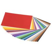 Tonpapier farbsortiert A4 130 g/qm 64/500 09
