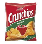 20x 25,0 g Crunchips Paprika Chips 72035