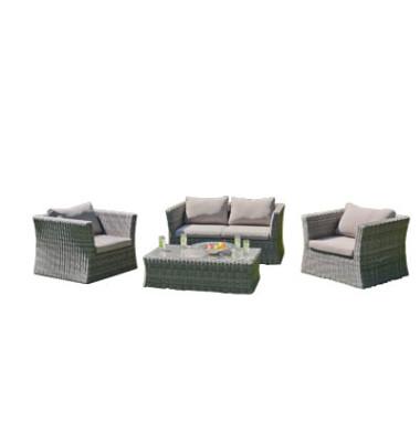 Loungegruppe Avila grau 970151