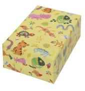 Geschenkpapier Fantasia Tiere 21950