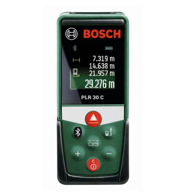 Laser-Distanzmessgerät PLR 30 C 277546