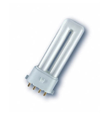 Energiesparlampe DULUX S/E 2G7 9 W 4050300020174
