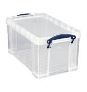 Aufbewahrungsbox 8C transparent 8 Liter 340 x 200 x 175mm