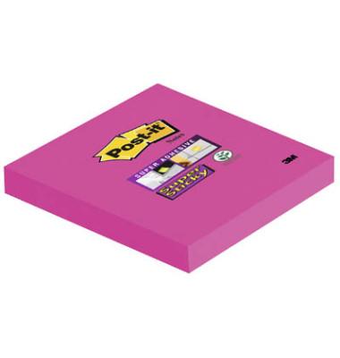 Super Sticky Haftnotizen rosa 654SPI
