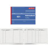 Fahrtenbuch A6 40 Blatt/840645