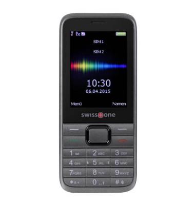 SC 560 Dual-Sim-Handy schwarz