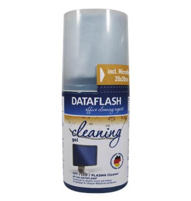 TFT/LCD/PLASMA Cleaner Bildschirm Reinigungsgel 200 ml + Mikrofaser-Reinigungstuch (20,0 x 20,0 cm)