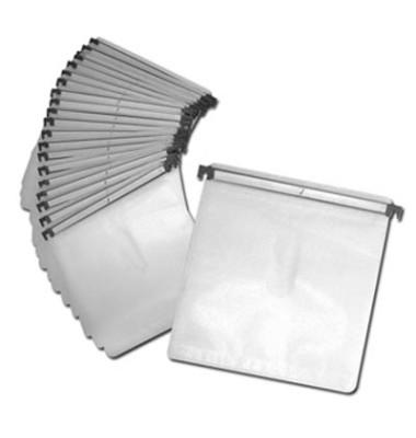CD-Hängetasche CD-/DVD-Hüllen weiß