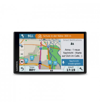 DriveSmart™ 61 LMT-D CE Navigationsgerät 17,7 cm (7,0 Zoll)