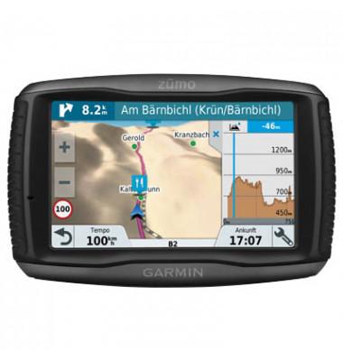 zumo 595LM Motorrad-Navigationsgerät 12,6 cm (5,0 Zoll)