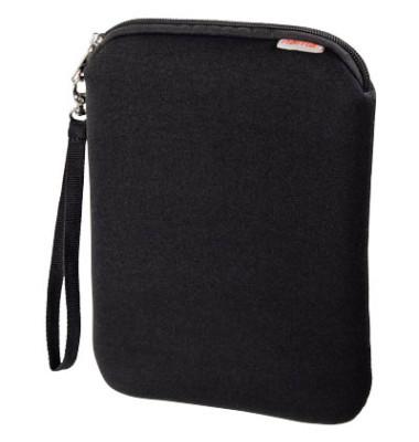 Festplattentasche 95510 14 x 2,5 x 22 cm schwarz für 8,89 cm / 3,5 Neopren