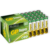 Batterien SUPER Micro AAA 1,5 V 03024AB40