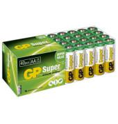 Batterien SUPER Mignon AA 1,5 V 03015AB40