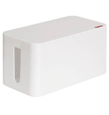 Kabelbox Mini weiß 20661