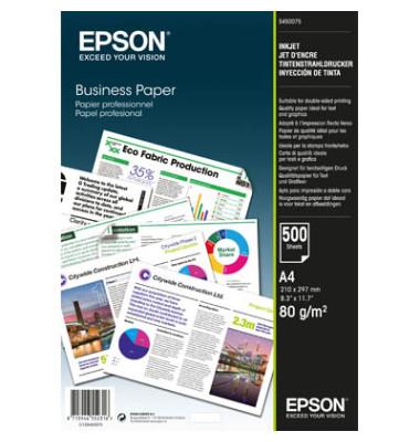 Inkjetpapier Business Papier A4 80 g/qm C13S450075