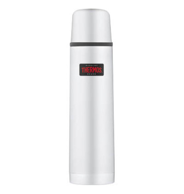 Isolierflasche Light & Compact silber 1,0 l 4019.205.100