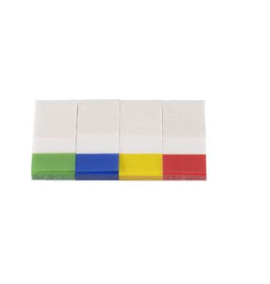 4x 40 Streifen FILM Haftmarker farbsortiert 222099