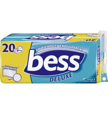 Toilettenpapier Deluxe 35238 4-lagig 20 Rollen