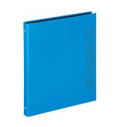 Ringbuch 4-Ringe blau 4144351