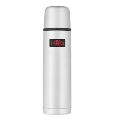 Isolierflasche Light & Compact silber 0,75 l 4019 205 075