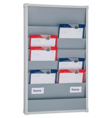 Planungstafel Werkstattplaner 55,4 x 7,8 x 90,0 cm (BxTxH) für DIN A4 9019-00205