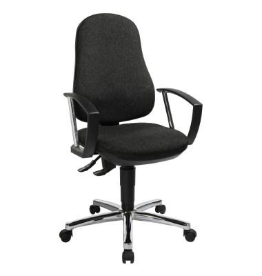 Bürodrehstuhl Support P Deluxe anthrazit 8179AG22
