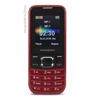 SC230 Dual-Sim-Handy rot 450038