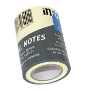 Ersatzrolle Roll-Notes 5620-01 gelb 5620-01