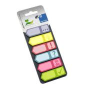 6x 25 Streifen Symbole Haftmarker farbsortiert 5672-90