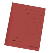 Schnellhefter 1103 A4 rot 240g Karton kaufmännische Heftung / Amtsheftung bis 240 Blatt