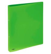 Lucy Colours Ringbuch 2-Ringe grün 20900-05