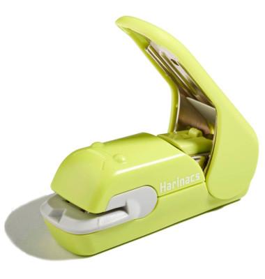 Klammerloses Heftgerät grün WSEU-SLN105G