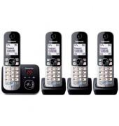 KX-TG6824GB Schnurlostelefon-Set mit Anrufbeantworter KX-TG6824GB