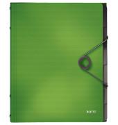 Ordnungsmappe Solid 6 Fächer grün 4569-10-50