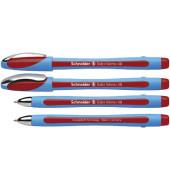 10 Kugelschreiber Slider Memo Schreibfarbe rot 150202